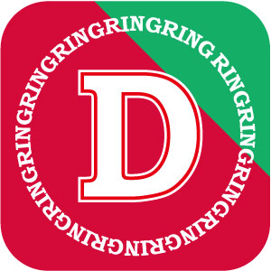D-RINGロゴ